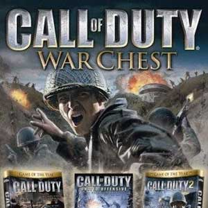 Acheter Call of Duty Warchest Clé Cd Comparateur Prix