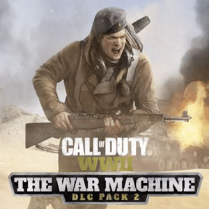 Call of Duty WW2 The War Machine DLC-Pack 2