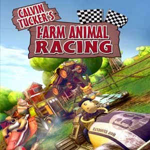 Calvin Tuckers Farm Animal Racing