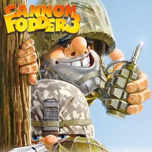Acheter Cannon Fodder 3 Cle Cd Comparateur Prix