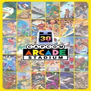 Acheter Capcom Arcade Stadium Packs 1, 2, and 3 Xbox Series Comparateur Prix