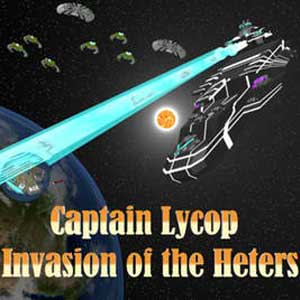 Acheter Captain Lycop Invasion of the Heters Clé Cd Comparateur Prix