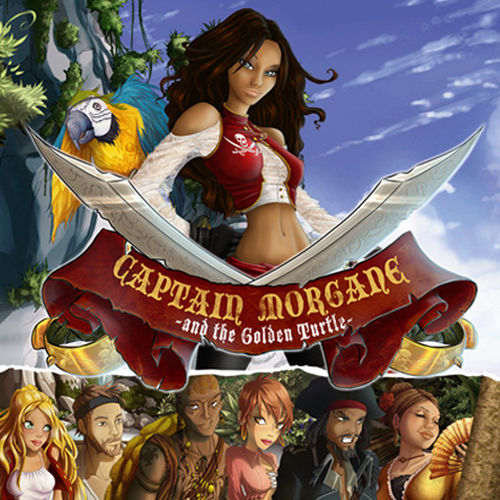 Acheter Captain Morgane and the Golden Turtle Clé Cd Comparateur Prix