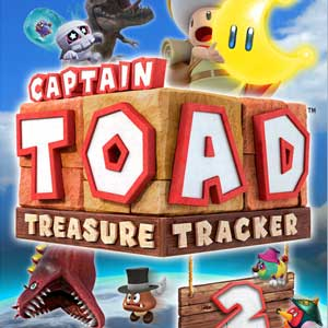Acheter Captain Toad Treasure Tracker Nintendo 3DS Comparateur Prix
