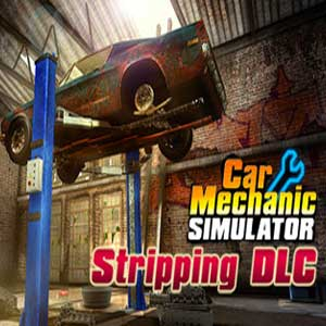 Car Mechanic Simulator 2015 Car Stripping