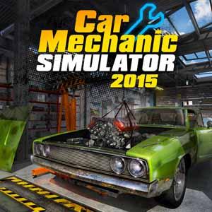 Acheter Car Mechanic Simulator 2015 Clé Cd Comparateur Prix