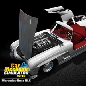 Acheter Car Mechanic Simulator 2015 Mercedes-Benz Clé Cd Comparateur Prix