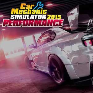Car Mechanic Simulator 2015 Performance