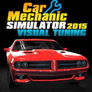 Acheter Car Mechanic Simulator 2015 Visual Tuning Clé Cd Comparateur Prix