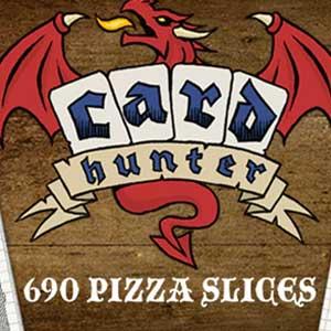 Card Hunter 690 Pizza Slice Pack
