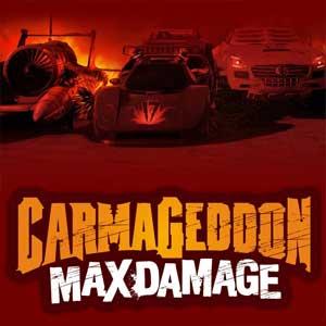 Telecharger Carmageddon Max Damage PS4 code Comparateur Prix