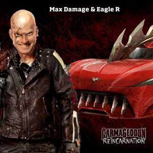 Acheter Carmageddon Reincarnation Red Eagle Car Model Clé Cd Comparateur Prix