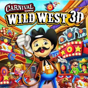 Acheter Carnival Games Wild West 3D Nintendo 3DS Download Code Comparateur Prix