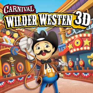 Carnival Wilder Westen 3D