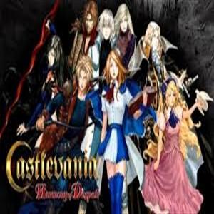 Acheter Castlevania Harmony of Despair Xbox Series Comparateur Prix