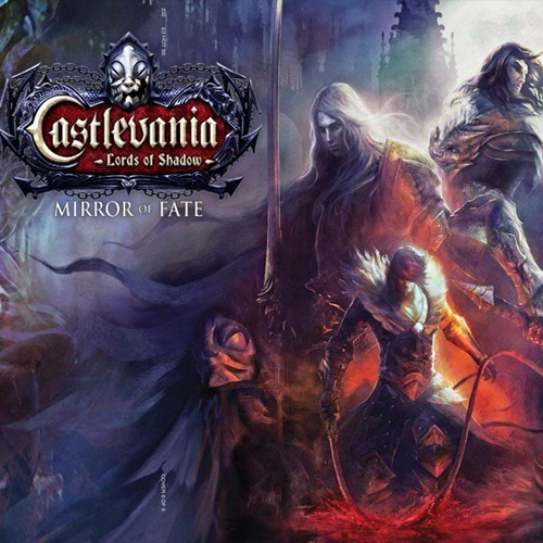Acheter Castlevania Lords of Shadow Mirror of Fate Nintendo 3DS Download Code Comparateur Prix