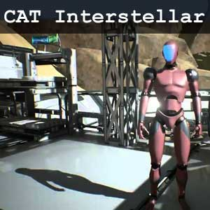 Acheter CAT Interstellar Clé Cd Comparateur Prix
