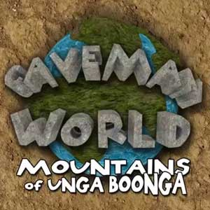 Acheter Caveman World Mountains of Unga Boonga Clé Cd Comparateur Prix