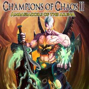 Acheter Champions Of Chaos 2 Clé Cd Comparateur Prix