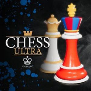 Chess Ultra X Purling London Nette Robinson Art Chess