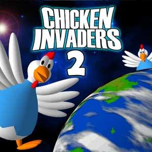 Acheter Chicken Invaders 2 Clé Cd Comparateur Prix