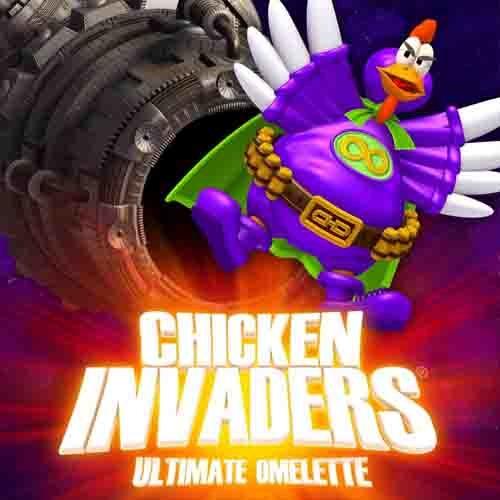 Acheter Chicken Invaders 4 Clé Cd Comparateur Prix