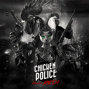 Acheter Chicken Police Paint it RED Xbox One Comparateur Prix
