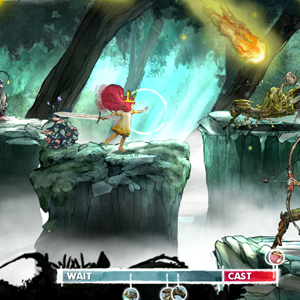 Child of Light Xbox One Combat