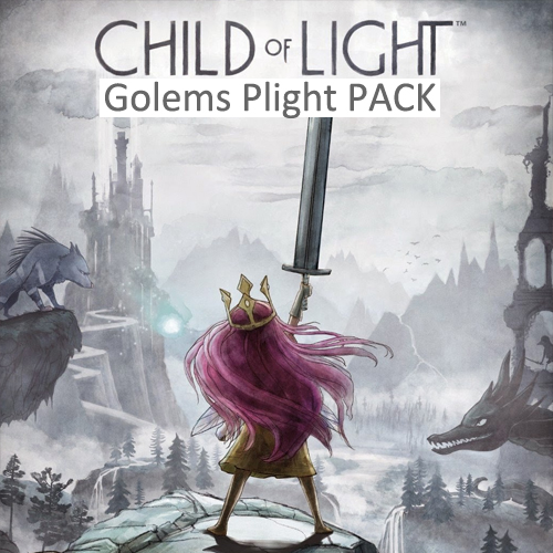 Child of Light Golem's Plight