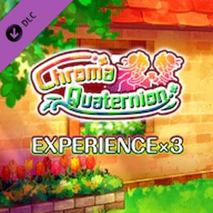 Chroma Quaternion Experience x3