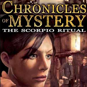 Acheter Chronicles of Mystery The Scorpio Ritual Clé Cd Comparateur Prix