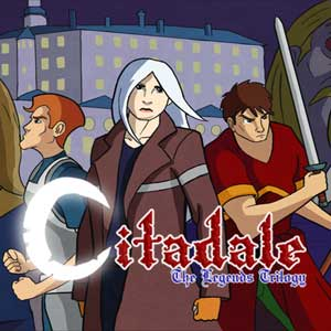 Citadale The Legends Trilogy