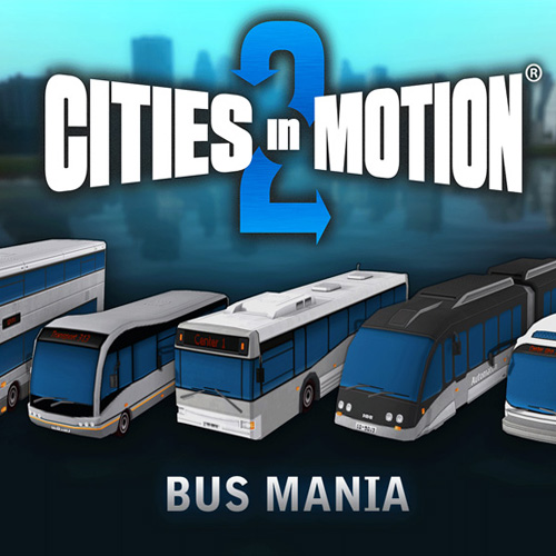 Acheter Cities in Motion 2 Bus Mania Clé Cd Comparateur Prix