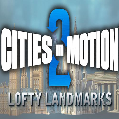 Acheter Cities in Motion 2 Lofty Landmarks Clé Cd Comparateur Prix