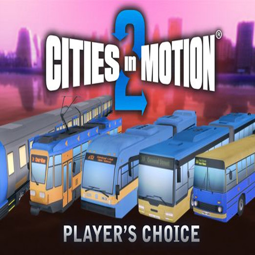 Cities In Motion 2 Players Choice Vehicle Pack