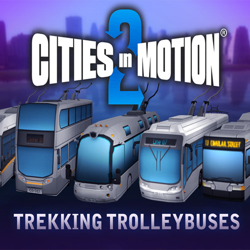 Acheter Cities in Motion 2 Trekking Trolleys Clé Cd Comparateur Prix