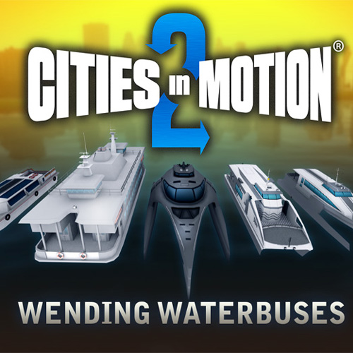Acheter Cities in Motion 2 Wending Waterbuses Clé Cd Comparateur Prix
