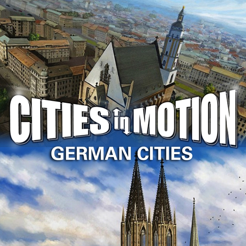 Acheter Cities in Motion German Cities Clé Cd Comparateur Prix
