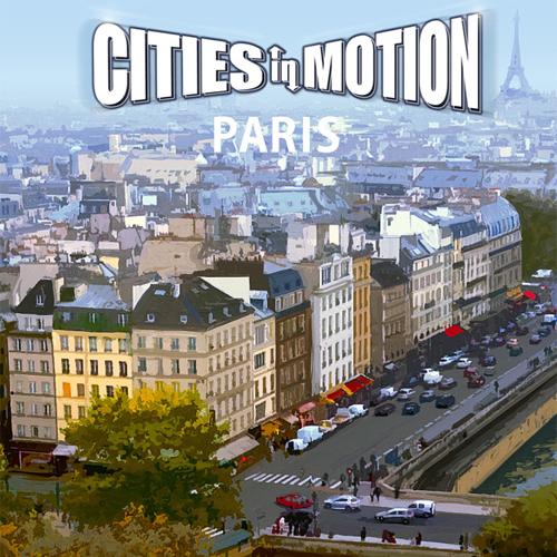 Acheter Cities in Motion Paris Clé Cd Comparateur Prix