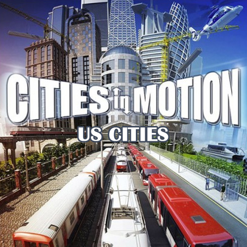 Acheter Cities in Motion US Cities Clé Cd Comparateur Prix