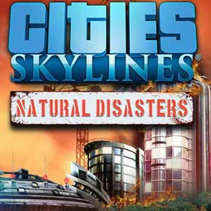 Acheter Cities Skylines Natural Disasters Clé Cd Comparateur Prix