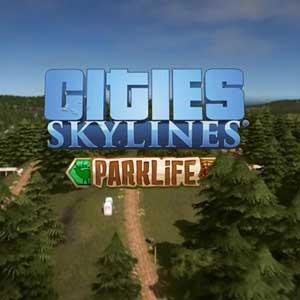 Acheter Cities Skylines Parklife Clé CD Comparateur Prix