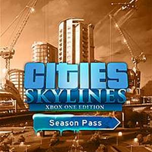 Acheter Cities Skylines Season Pass Xbox One Code Comparateur Prix