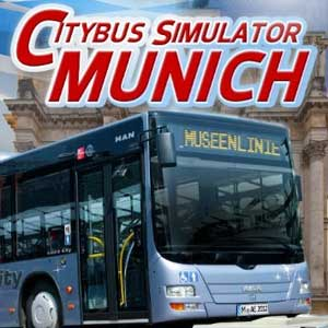 Acheter City Bus Simulator Munich Clé Cd Comparateur Prix