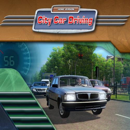 Acheter City Car Driving Clé Cd Comparateur Prix