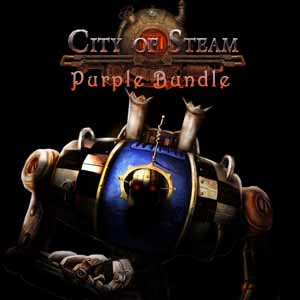 Acheter City of Steam Purple Bundle Clé Cd Comparateur Prix