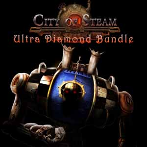 Acheter City of Steam Ultra Diamond Bundle Clé Cd Comparateur Prix