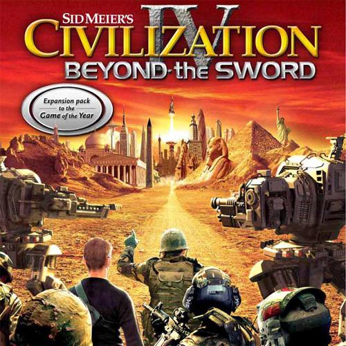 Acheter Civilization 4 Beyond the Sword Clé Cd Comparateur Prix