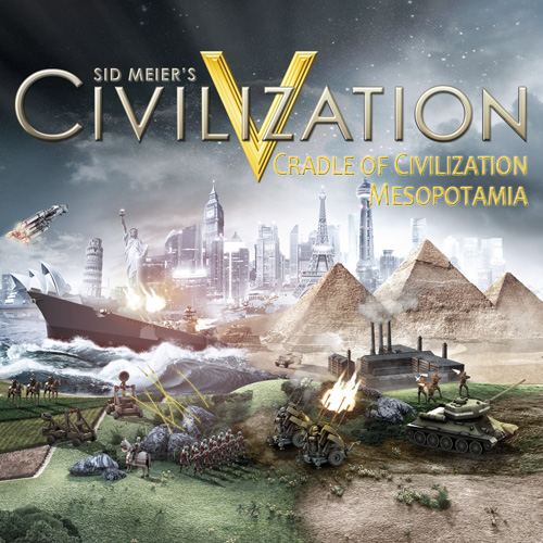 Civilization 5 Cradle of Civilization Mesopotamia