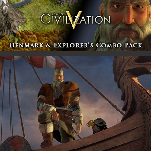 Acheter Civilization 5 Denmark and Explorers Combo Pack Clé Cd Comparateur Prix